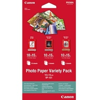 Canon VP-101 Variety Pack Fotopapier
