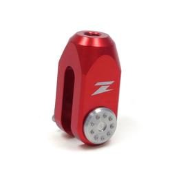 Zeta Hinterradbremsen-Einsteller  Rot, Suzuki RMZ 250/450, Yamaha YZ 125/250, YZF/WRF 250/450