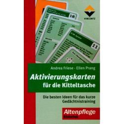 Aktivierungskarten für die Kitteltasche 1