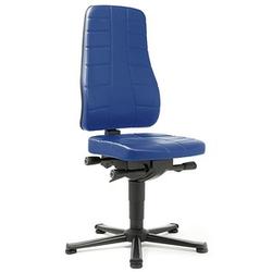 bimos Arbeitsdrehstuhl All-In-One blau