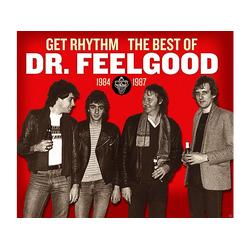 Dr. Feelgood - Best Of-Get Rhythm (CD)