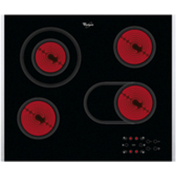 Whirlpool Elektro-Kochfeld AKT821/LX