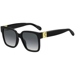 GIVENCHY Sonnenbrille GV 7141/G/S schwarz