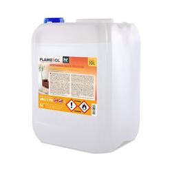 Höfer Chemie - 3 x 10 Liter Bioethanol 96,6% Premium für Ethanolkamin in Kanistern