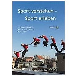 Sport verstehen - Sport erleben. Hans-Joachim Minow  Christian Hartmann  Gunar Senf  - Buch
