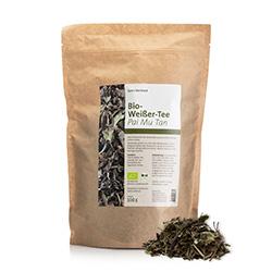 Bio-Weißer Tee - Pai Mu Tan