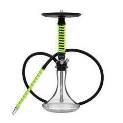 Mamay Customs Coilover Mini Black-Lime Shisha