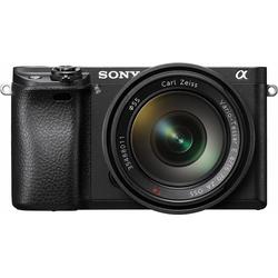Sony Alpha ILCE-6300Z Objektivkamera (Sony SEL-1670Z, 24,2 MP, WLAN (Wi-Fi), NFC, Videoaufnahmen in 4K 2160p)