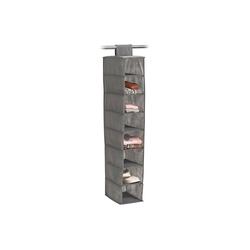 HTI-Living Aufbewahrungsbox Hänge Aufbewahrung mit Fächern (1 Stück), Aufbewahrung 18 cm x 105 cm x 30 cm
