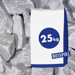 Hamann Marmorbruch Carrara 40-70 mm 25 kg