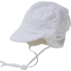 Kopftuch - Kopftücher - weiß Gr. 47