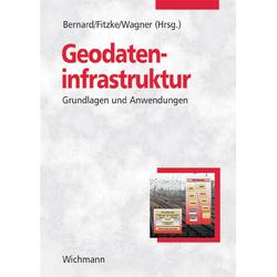 Geodateninfrastruktur als Buch von