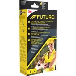 Futuro Customdial Tennisellenbogenband.Alle Größen