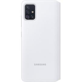 Samsung S View Wallet Cover EF-EA515  für Galaxy A51 weiß