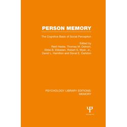 Person Memory (PLE: Memory): eBook von