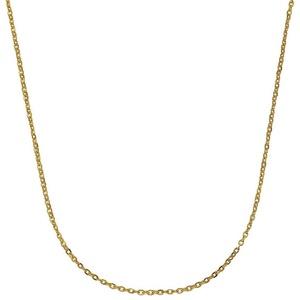 Vivance Kette 585/- Gelbgold Ankerkette 42cm gelb