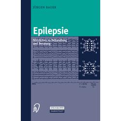 Epilepsie als Buch von Jürgen Bauer