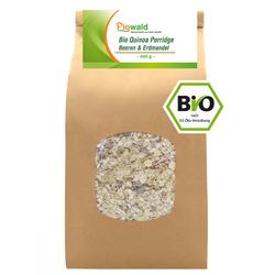 BIO Quinoa Porridge - Beeren & Erdmandel 400g
