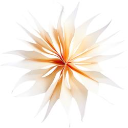 JAKO-O Ziehharmonika-Sterne, gelb - gelb