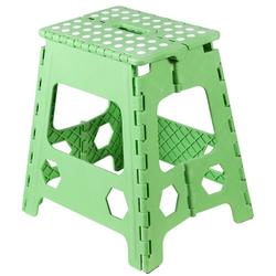 PFIFF Hocker Aufstiegshilfe Fold, klappbar grün