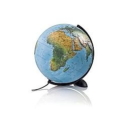 Räthgloben: Ellipse R-Globus  Leuchtglobus mit 3D-Oberfläche - Buch