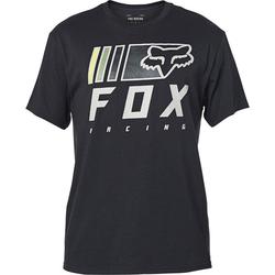 Tshirt FOX - Overkill Ss Tee Black (001)