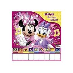 Mein erstes Klavier  Disney Minnie - Buch