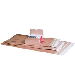 Buchversandverpackung 350 x 260 x 70 mm DIN C4