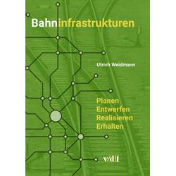 Bahninfrastrukturen: eBook von Ulrich Weidmann