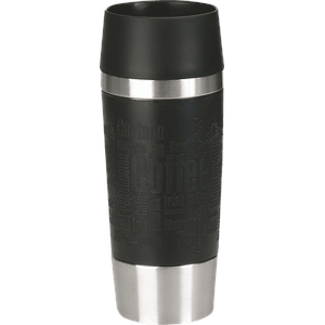 EMSA 513361 Travel Mug Thermobecher Schwarz
