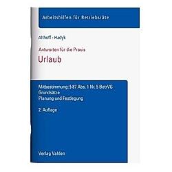 Urlaub. Lars Althoff  Marc Hadyk  - Buch