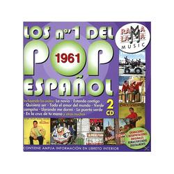 VARIOUS - 1961 Los Nos. 1 del Pop Espanol (CD)