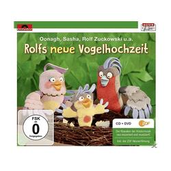 Rolf Zuckowski - Rolfs Neue Vogelhochzeit (CD + DVD Video)