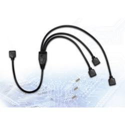 InterTech RGB Verteiler, Y-Kabel, 3 fach