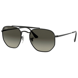 RAY BAN Sonnenbrille THE MARSHAL RB3648 schwarz L