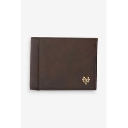 Next Brieftasche Brieftasche mit NT-Logo