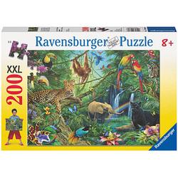 Ravensburger XXL Tiere im Dschungel Puzzle 200 Teile