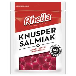 RHEILA Knusper Salmiak mit Zucker Bonbons