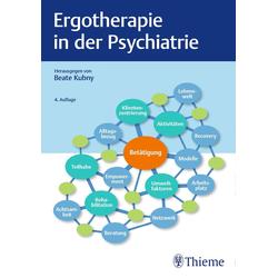 Ergotherapie in der Psychiatrie: Buch von