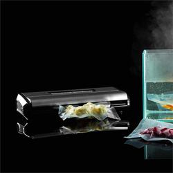 Foodlocker Pro Vakuumierer 30 cm 120W -0,8 bar 12 l/min Edelstahl