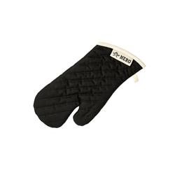 NERO Grillhandschuhe Grillhandschuh - nachhaltige Fertigung aus BIO Baumwolle - Handgefertigt in Deutschland