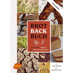 Brotbackbuch Nr. 3 - Kochbücher