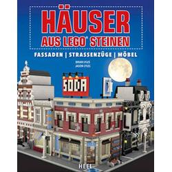 LEGO Häuser aus Legosteinen 667518