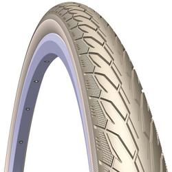 Mitas Fahrradreifen Semi-Slick Flash V 66 Reflex, (Set, 2-tlg)