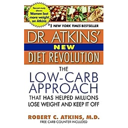 Dr. Atkins' New Diet Revolution. M.D. Robert C. Atkins  - Buch