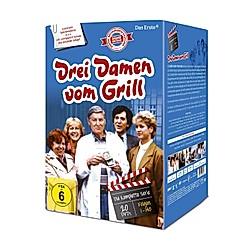 Drei Damen vom Grill - Die komplette Serie - DVD  Filme