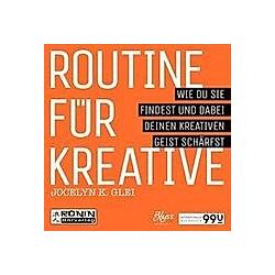 Routine für Kreative, 1 MP3-CD