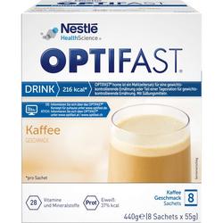 OPTIFAST home Drink Kaffee Pulver 440 g