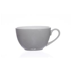Ritzenhoff & Breker / Flirt Kaffeetasse Doppio in grau, 200 ml