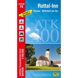 Rottal-Inn 1:100 000
